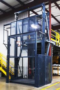 Series 21 Lift Belcher Equipment