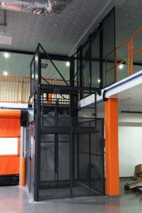 Series D Lift