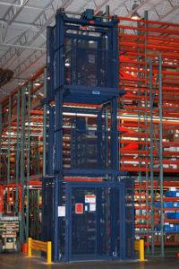 Series M Lift Belcher Equipment